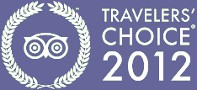 Casa Media Luna is TripAdvisor's traveler's choice for 2012